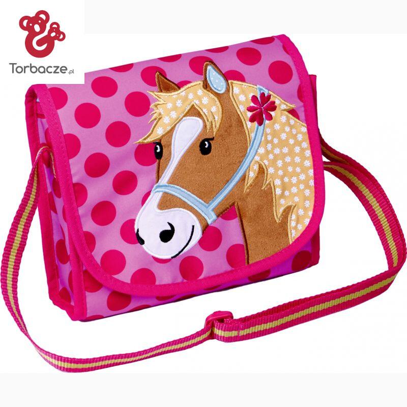 e95b1493f6635 Torebka na ramię dla dziewczynki Pony Spiegelburg Torbacze.pl