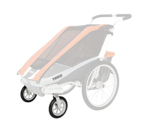 Zestaw spacerowy Chariot Thule